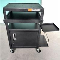 一体机投影仪器移动推车电脑桌推车台式机