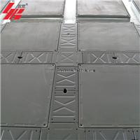 上海供应宜宽OA全钢带线槽网络地板 包安装