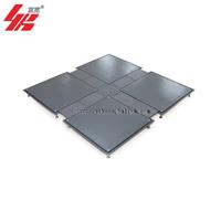 供应上海宜宽OA全钢架空带线槽网络地板
