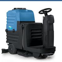 小型驾驶式洗地机 工厂车间超市用洗地机