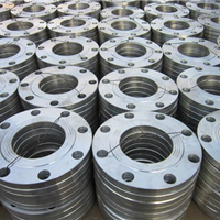 工业碳钢对焊法兰 型号WN DN50PN20