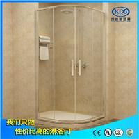 厂家直销新款淋浴房  宾馆经济型整体卫浴