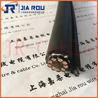 供应柔性单钢丝电动葫芦电缆