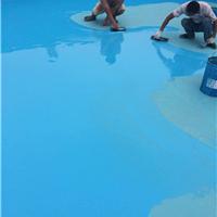 户外泳池防水漆天蓝色游泳池环氧防水漆