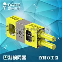 巴特ZB-DP-2R-195双柱双工位液压换网器