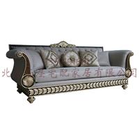 供应别墅欧式家具/实木沙发