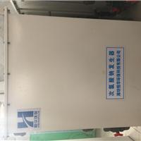 供应优质电解法次氯酸钠发生器