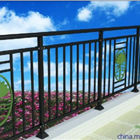 供应广东省佛山锌钢护栏生产厂家