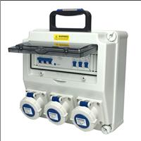 供应供应工业插座箱  防水电源插座箱