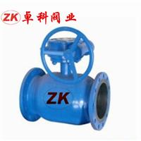 供应厂家直销 降价蜗轮碳钢球阀 蜗轮球阀