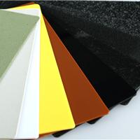 双面高光亚克力复合板PMMA ABS塑料复合板材