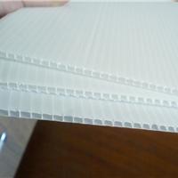 供应无锡PP中空板  无锡白色中空板