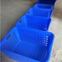 供应南宁塑料蔬菜箩、水果塑胶框厂家