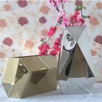 厂家定制不锈钢异形花瓶 花器