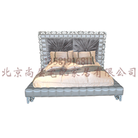 供应欧式新古典床/可定制家具欧式新古典床