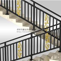 惠州锌钢隔离楼梯扶手生产供应商