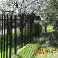 供应启东锌钢喷塑围墙栏杆厂家