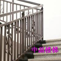 供应吴江市热镀锌组装式楼梯扶手