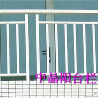 供应滨海热镀锌组装工阳台护栏