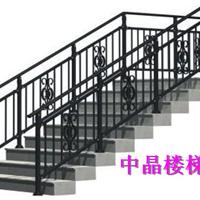 供应靖江组装式镀锌钢楼梯扶手