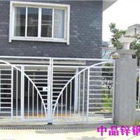 供应靖江锌钢喷塑组装式栅栏价格