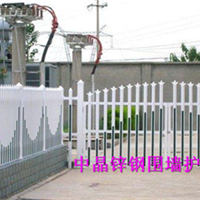 供应江阴热镀锌组装式喷塑围墙栅栏