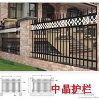 六合锌钢喷塑围墙栅栏生产厂家
