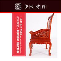 北京东城紫檀家具精品  泓文博雅历久弥新