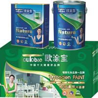 供应十大品牌欧涂宝植物清味木器漆