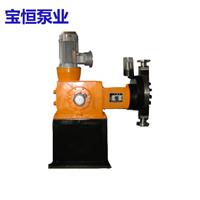 JTM隔膜计量泵_上海宝恒泵业制造有限公司