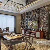 供应2016新中式客厅电视柜-德夫曼衣柜