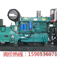 300kw玉柴柴油发电机组进水的处理方法