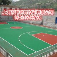 静安塑胶篮球场生产厂家