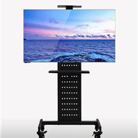 会议广告机液晶电视显示器移动支架