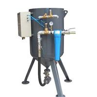 供应DB225 湿式无尘喷砂机 除锈机