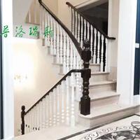 普洛瑞斯楼梯|家庭实木楼梯现场安装