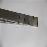 供应生产加工镀锡铜扁钢接地材料