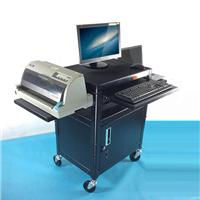 电脑笔记本文件柜投影机工作台带柜车