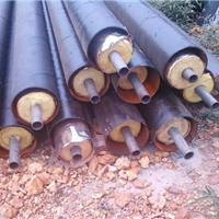 供应直埋蒸汽保温结构