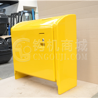 供应小松挖掘机PC200-7电瓶箱