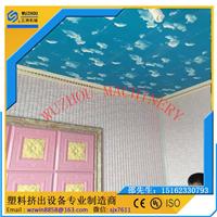 竹木纤维快装墙板/集成墙板生产线
