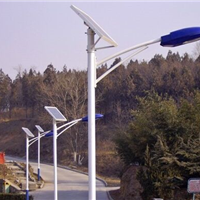 供应山西潞城楷举光伏锂电太阳能路灯厂家