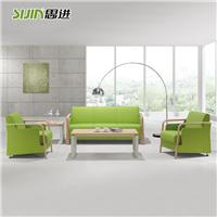 广州思进办公家具厂家定制定做时尚办公沙发