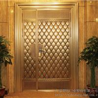 供应非标别墅铜质入户门