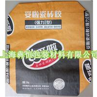 供应湖南瓷砖胶、腻子、砂浆阀口包装袋