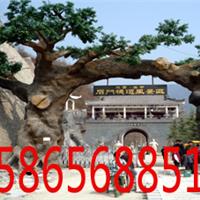 供应假树做的大门价格