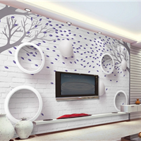 不一样的家居风格,不一样的背景墙
