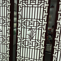 广东木纹铝窗花厂家