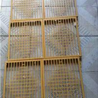 广州木纹铝窗花