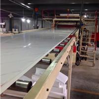 PVC仿大理石塑装饰板生产机器设备的说明